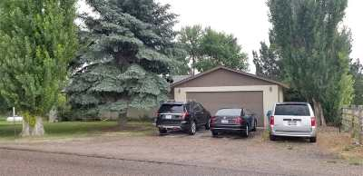 Pocatello Single Family Home For Sale: 14235 W Siphon