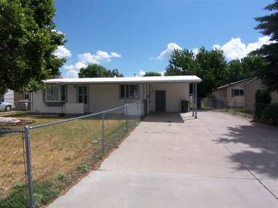 Pocatello Single Family Home For Sale: 860 Park