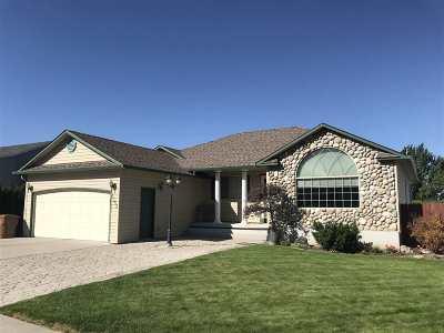 Chubbuck Single Family Home For Sale: 4553 Mountain Park
