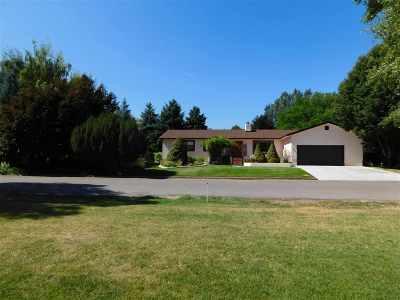 Pocatello Single Family Home For Sale: 6851 Running Iron