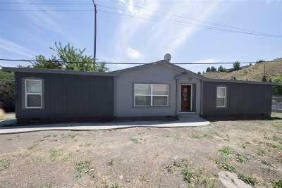 Pocatello Single Family Home For Sale: 805 N Lincoln