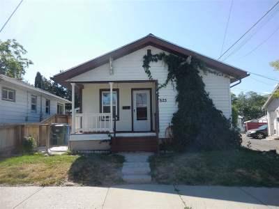 Pocatello Single Family Home For Sale: 625 W Hayden