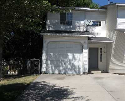 Pocatello Single Family Home For Sale: 1270 E Poplar