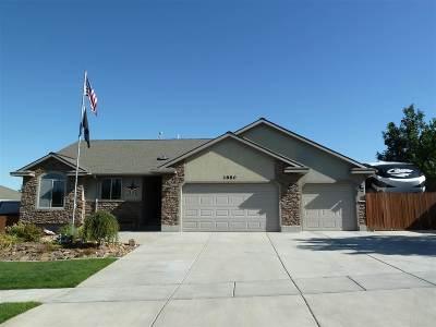Pocatello Single Family Home For Sale: 2880 Owyhee