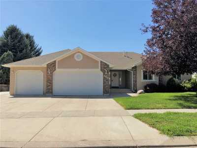 Pocatello Single Family Home For Sale: 2375 Coleman