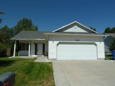 Pocatello Single Family Home For Sale: 3149 Goldfield