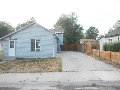 Pocatello Single Family Home For Sale: 141 Randolph