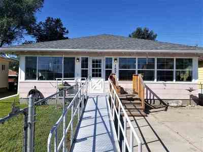 Pocatello Single Family Home For Sale: 1525 N Arthur Ave.