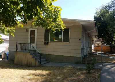 Pocatello Single Family Home For Sale: 77 Orchard Street