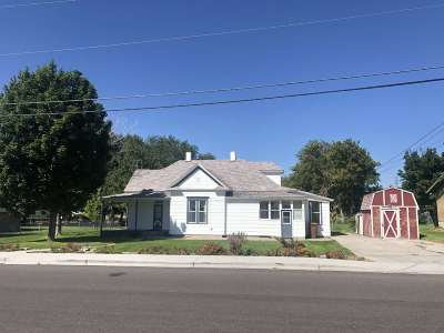 Chubbuck Single Family Home For Sale: 4859 Whitaker