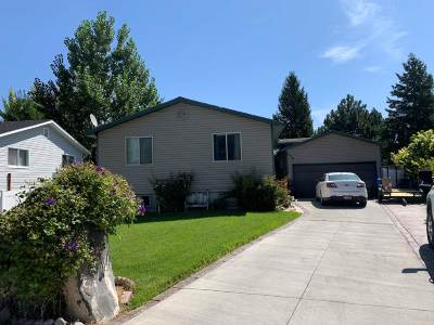 Pocatello Single Family Home For Sale: 3738 Maryzell