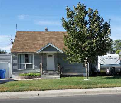 Pocatello Single Family Home For Sale: 760 W Cedar