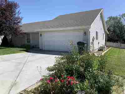 Pocatello Single Family Home For Sale: 1277 Kinghorn Rd