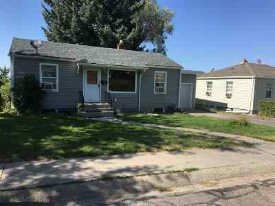 Pocatello Single Family Home For Sale: 852 Highland Blvd