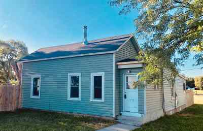 Pocatello Single Family Home For Sale: 13042 N Hawthorne