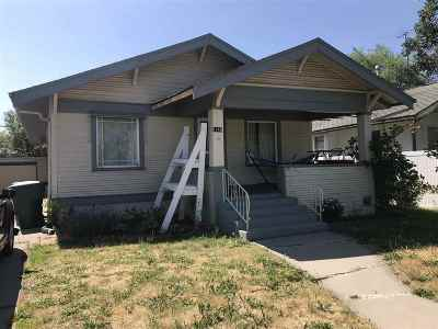 Pocatello Single Family Home For Sale: 1145 E Center