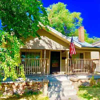 Pocatello Single Family Home For Sale: 1340 N Main
