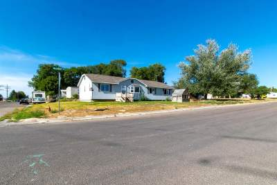 American Falls ID Single Family Home For Sale: $134,900