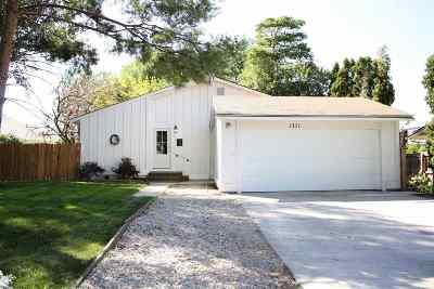 Pocatello Single Family Home For Sale: 1371 El Rancho Blvd
