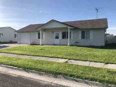 Pocatello Single Family Home For Sale: 1510 Jessie Clark Lane