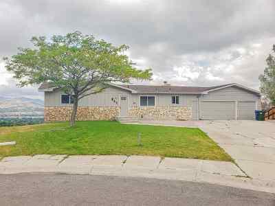 Pocatello Single Family Home For Sale: 841 Edna Loop
