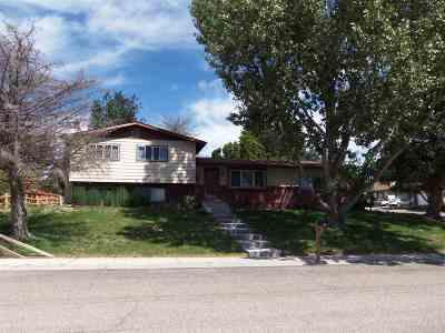 Pocatello Single Family Home For Sale: 1634 Glacier Ave