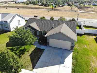 Pocatello Single Family Home For Sale: 961 Marinus