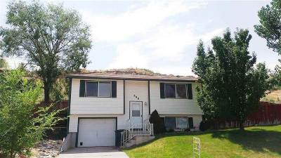 Pocatello Single Family Home For Sale: 555 Foothill