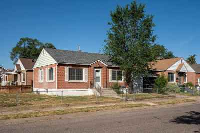 Pocatello Single Family Home For Sale: 805 N 9th St