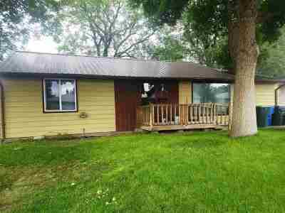 Pocatello Single Family Home For Sale: 404 Wyldwood