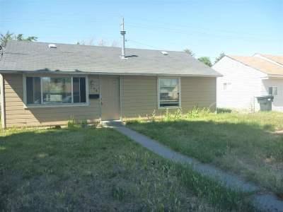 Pocatello Single Family Home For Sale: 774 Myrtle