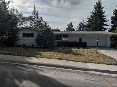 Pocatello Single Family Home For Sale: 670 Highland Blvd
