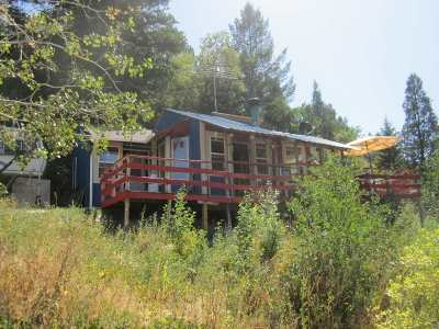 Lava Hot Springs Single Family Home For Sale: 13388 S Dempsey Creek Rd