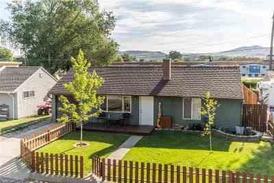 Pocatello Single Family Home For Sale: 842 Hubbard