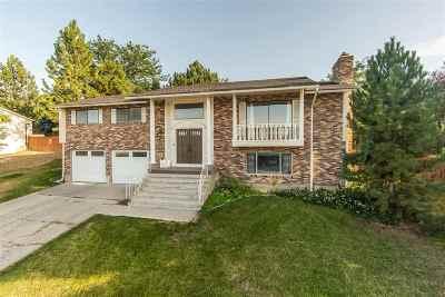 Pocatello Single Family Home For Sale: 1937 Beth
