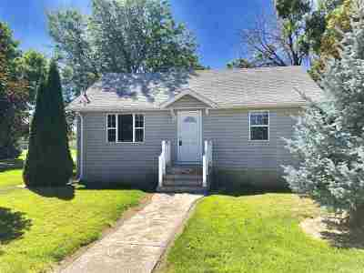 Chubbuck Single Family Home For Sale: 12625 W Tyhee Rd