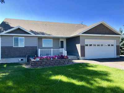 Chubbuck Single Family Home For Sale: 12619 W Tyhee Rd