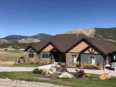 Lava Hot Springs ID Single Family Home For Sale: $599,900
