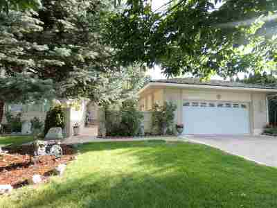 Pocatello Single Family Home For Sale: 534 Fairway Dr