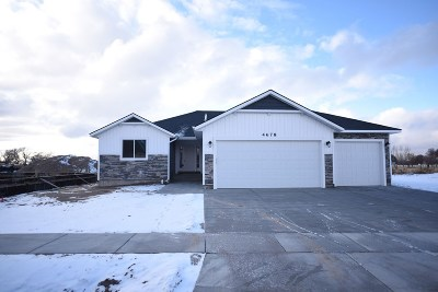 Chubbuck Single Family Home For Sale: 4678 Pahsimeroi Dr