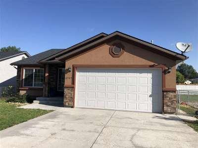 Pocatello ID Single Family Home For Sale: $195,000