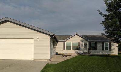 Chubbuck Single Family Home For Sale: 5520 Stuart