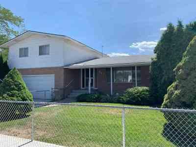 Chubbuck Single Family Home For Sale: 357 Stuart