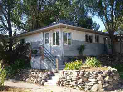 Pocatello ID Single Family Home For Sale: $135,000
