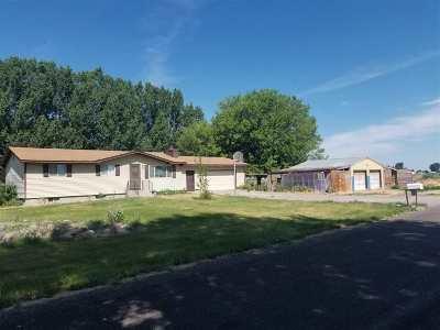 Chubbuck Single Family Home For Sale: 12733 N Neptune
