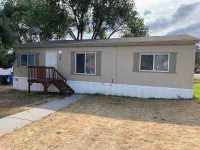 Pocatello ID Single Family Home For Sale: $79,000