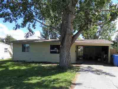 Pocatello ID Single Family Home For Sale: $89,900