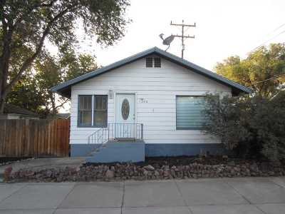 Pocatello ID Single Family Home For Sale: $134,900