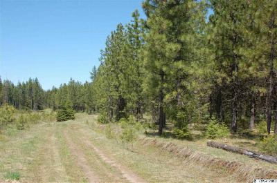 Peck, Pierce, Weippe Residential Lots & Land For Sale: Woods Road