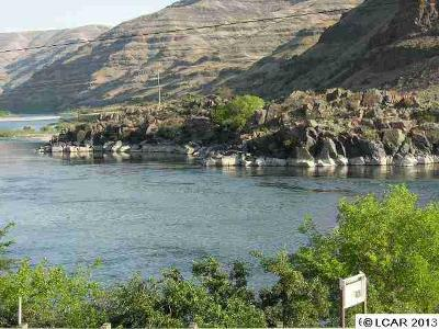 Residential Lots & Land For Sale: Parcel #1 Snake River Rd